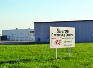 Sharpe Generating Station